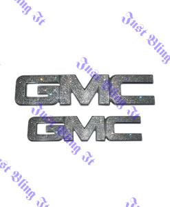 Grill & Trunk Emblem Clear 2