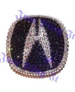 Acura Emblem clear and HEM Crystal